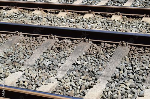 Valokuva Vías de trenes.