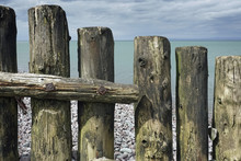 Sea Defences , Bristol Channel...