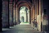 Korytarz rowerowy przy ulicy Lucca - 168743483