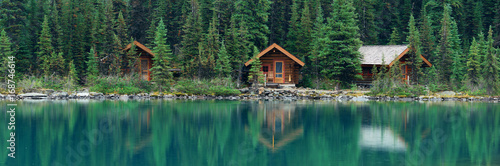 Yoho National Park panorama Wallpaper Mural