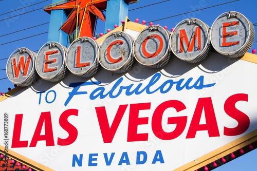 Foto op Aluminium Las Vegas On the road to Las Vegas, crossing the extraterrestrial highway