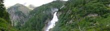 Les Cascades Du Ruitor (Italie - Aoste)