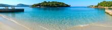 Ksamil Beach, Albania.