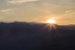 Sunrise at Alishan area