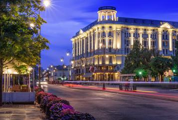 Fototapeta Hotel Bristol, Krakowskie Przedmieście, Warszawa