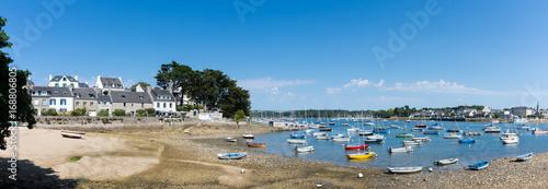Fotografie, Obraz  Port de Sainte-Marine, Combrit, Finistère, Bretagne