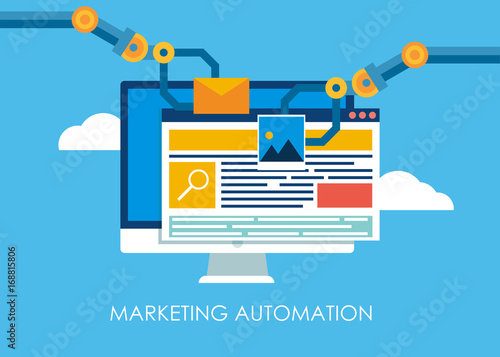 Photo  Marketing Automation