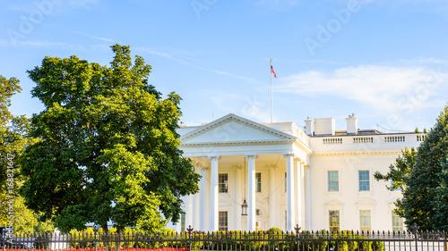 Fotografía  White House, the US President Residence, Washington DC, Virginia