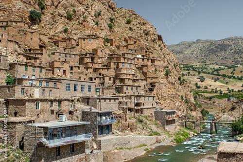 Fotografie, Obraz  Palangan village, Kurdistan, Iran.