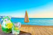 Mojito on Eilat beach