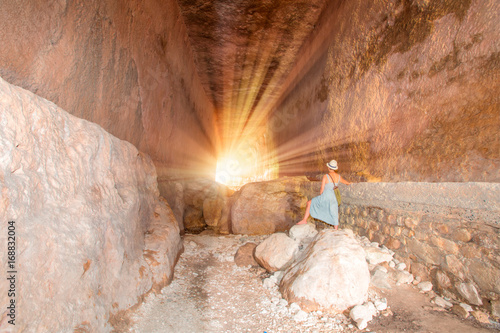 Fotografía Titus Tunnel - Antakya Turkey