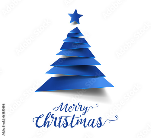 merry christmas happy new year golden triangle tree abstract