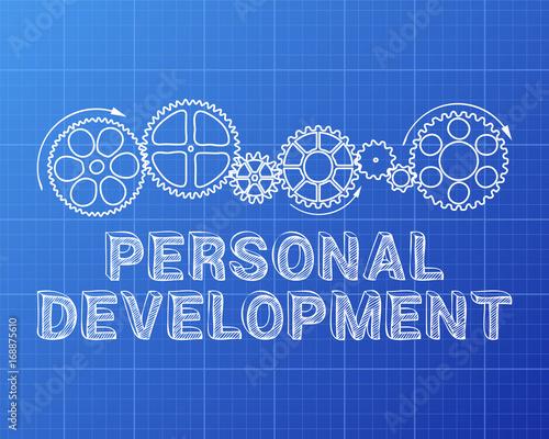 Personal development blueprint buy this stock vector and explore personal development blueprint malvernweather Choice Image