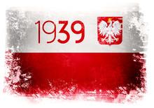 Flaga Polski 1939