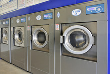 24-hour Self Service Laundry Facility