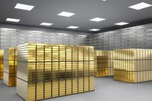 Bullion And Safe Deposit Boxes...