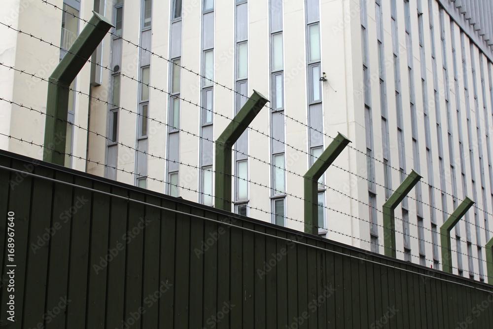 Ex-KGB-Gefängnis in Vilnius / Litauen Foto, Poster, Wandbilder bei ...
