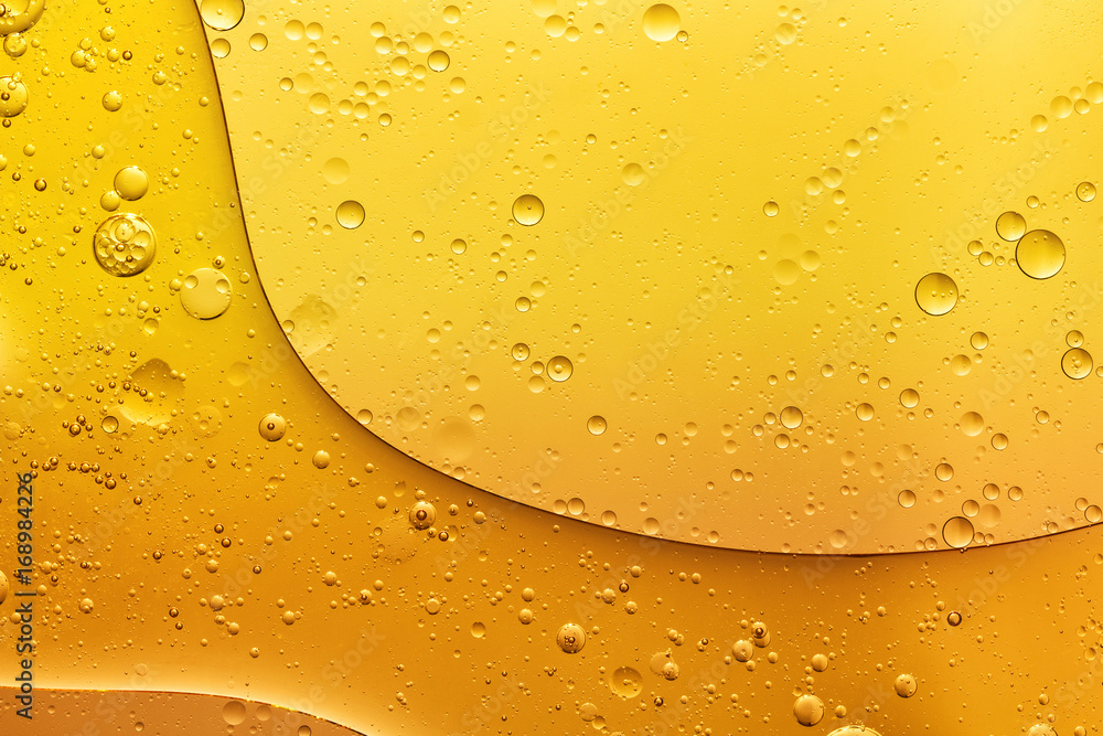 Fototapety, obrazy: abstract oil bubble texture, pattern, background