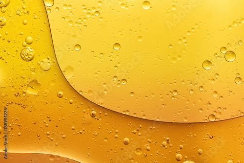 Fototapeta abstract oil bubble texture, pattern, background obraz