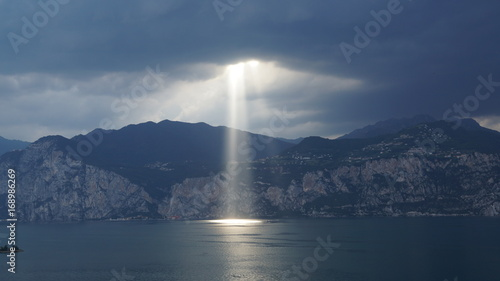 Fotografie, Tablou Spot Gardasee 01
