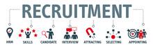 Banner Recruitment Concept - V...