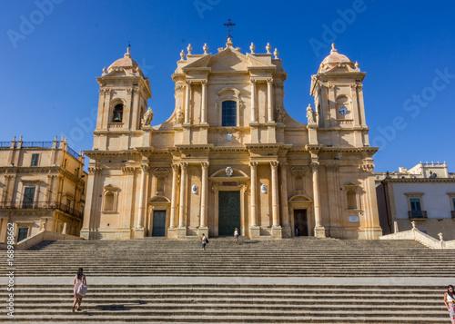 Fotografía  Noto - Cathedral - Sicily - Italy