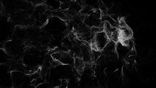Abstract Background With Dust Particles. Sand Effect. 3d Rendering