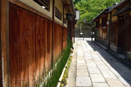 Photo  京都 石塀小路
