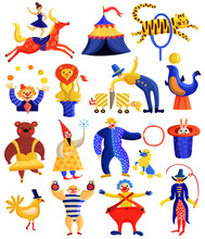 Circus Artists Collection