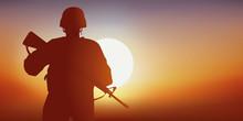 Militaire - Soldat - Américain - Guerre - Opération - Conflit