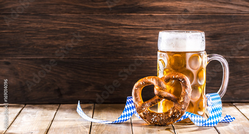 Canvas Prints Beer / Cider Oktoberfest Bier hintergrund