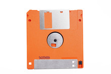 Floppy Old Orange Disc