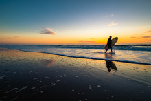 Surfboard Sunrise