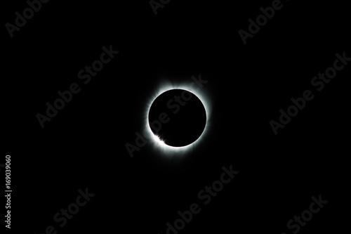 Total Solar Eclipse 2017 Plakat