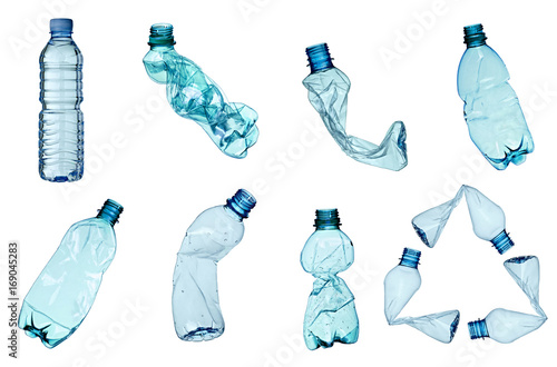 Cuadros en Lienzo  water plastic bottle drink