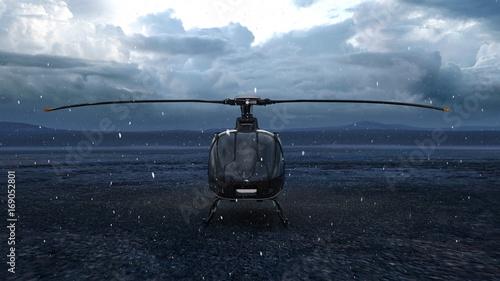 Photo ヘリコプター