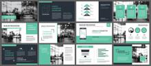 Green Presentation Templates A...
