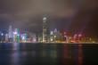 Panoramic Cityscape, Hong Kong, China