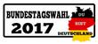 Bundestagswahl 2017 Du bist Deutschland