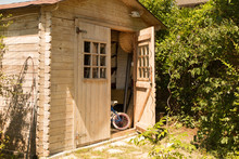Small House Cabin Shed Togethe...