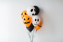 Scary Air Balloons Decoration ...