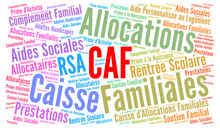 CAF, Caisse D'allocations Fami...