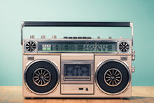 Retro Outdated Cassette Tape R...
