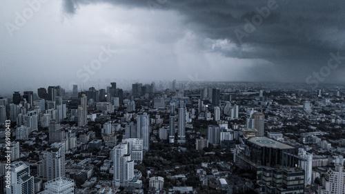 Fototapety, obrazy: Cloud Against Brightness