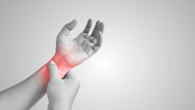 Pain In Wrist, Isolated In A W...