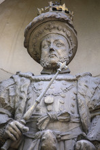 King Henry VIII Statue In London