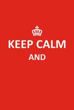 Keep Calm Banner