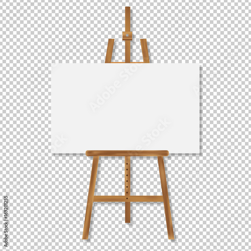 Easel Wallpaper Mural