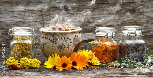 Valokuvatapetti aromatherapie