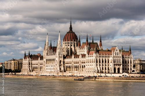 Fotografie, Obraz  Parlamento di Budapest